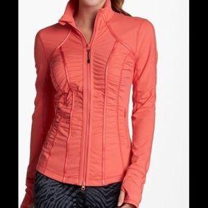 Orange Zella Trinity Jacket